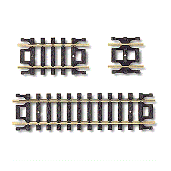 N Scale: Code 80 Snap Track Assortment