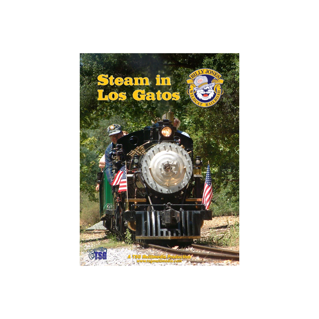 DVD: Steam in Los Gatos
