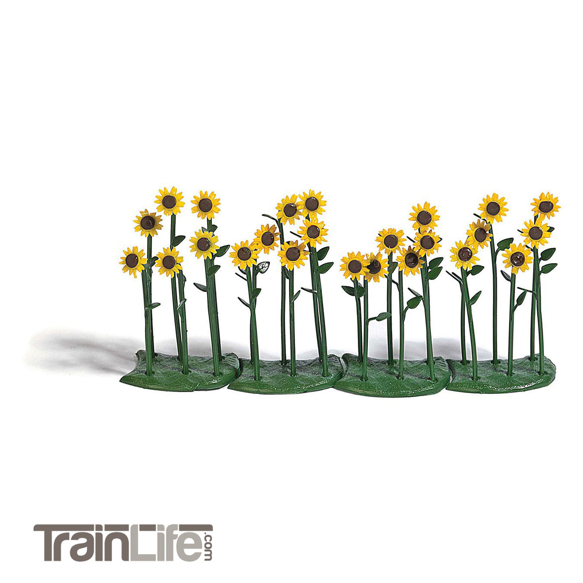 HO Scale: Sunflowers - 24 Pack