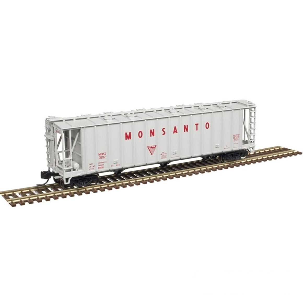 N Scale: Dry-Flo Hopper - Monsanto