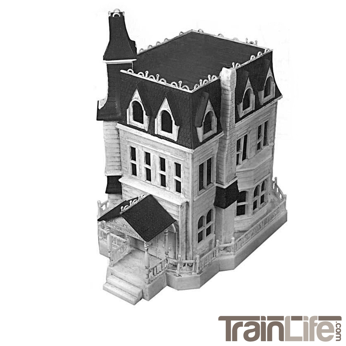 HO Scale: Old Victorian - Kit