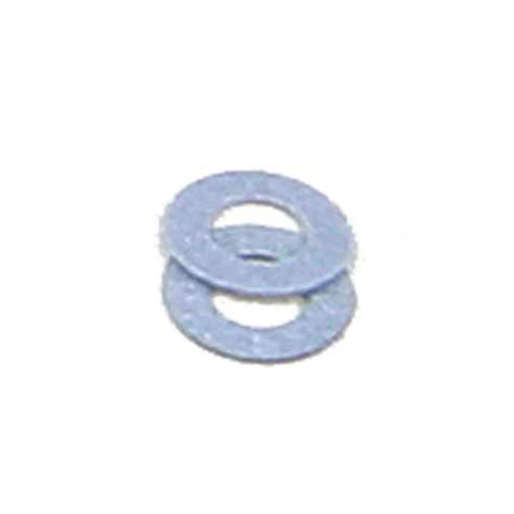 Gray Insulating Fiber Washers - 48 Pack
