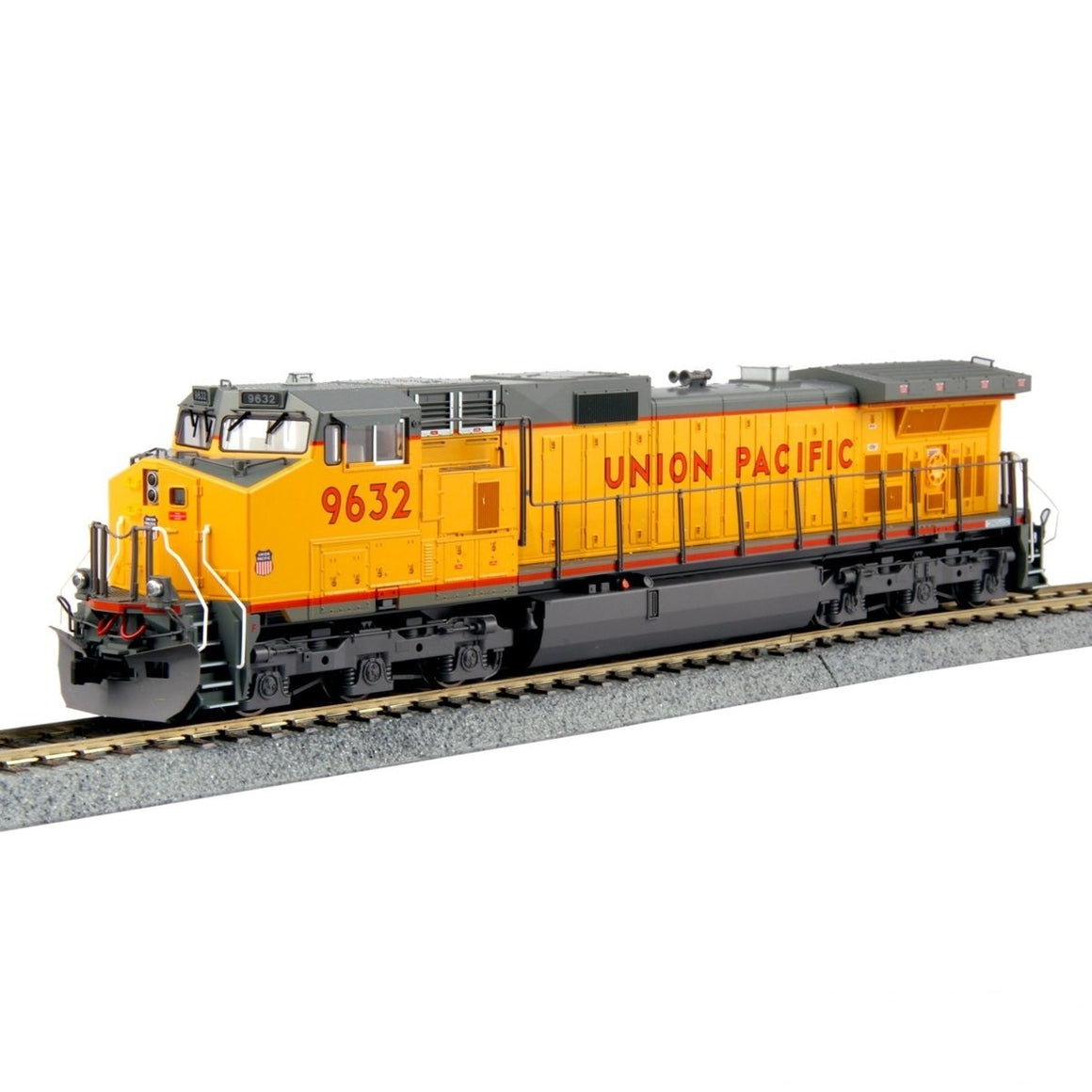 HO Scale: GE C44-9W - DCC - Union Pacific