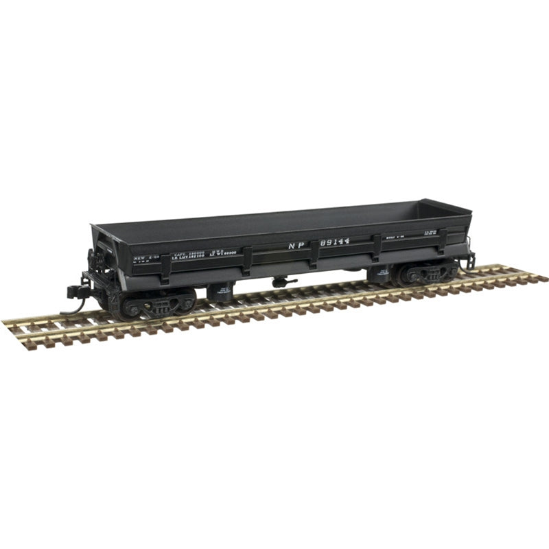 N Scale: Difco Side Dump Car - Northern Pacific