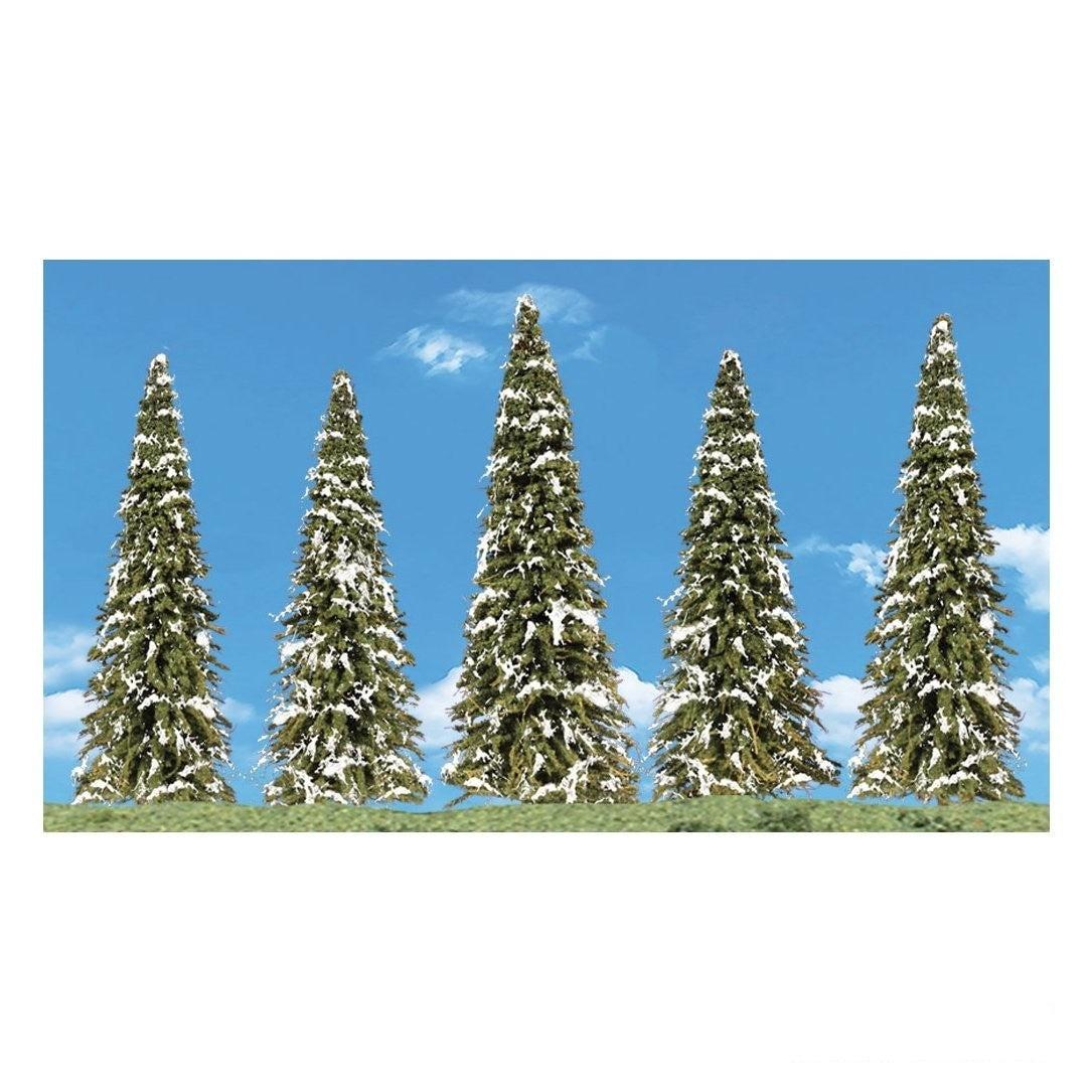 Scenery: Trees - Snow Dusted