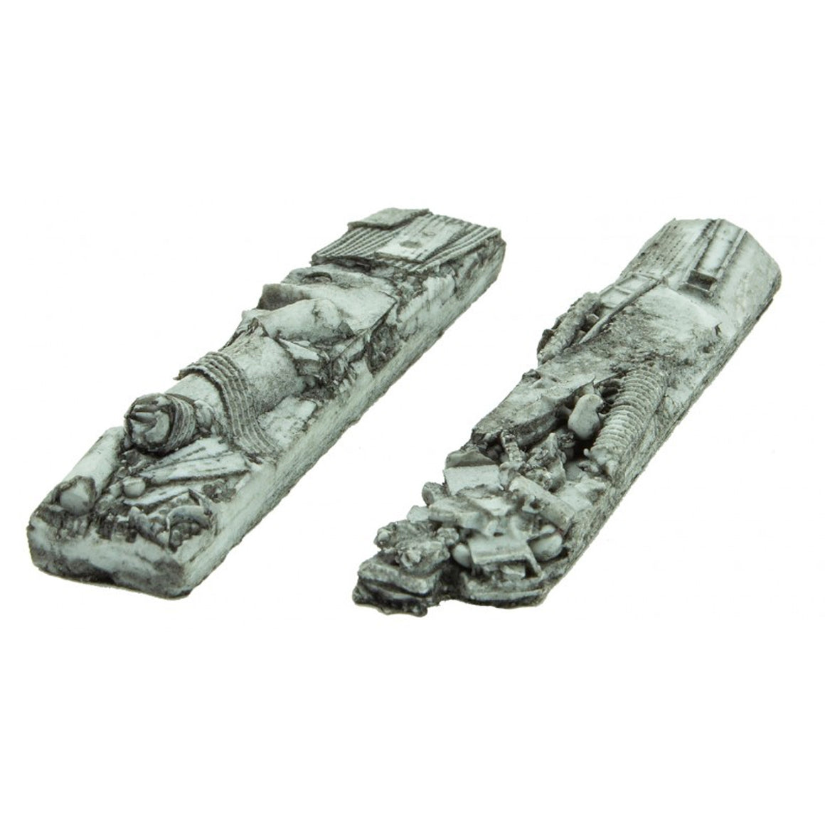 N Scale: Scrap Metal Loads for 40' Gondolas - 2 Pack