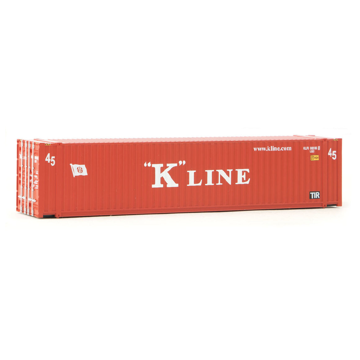 HO Scale: 45' CIMC Container - K-Line