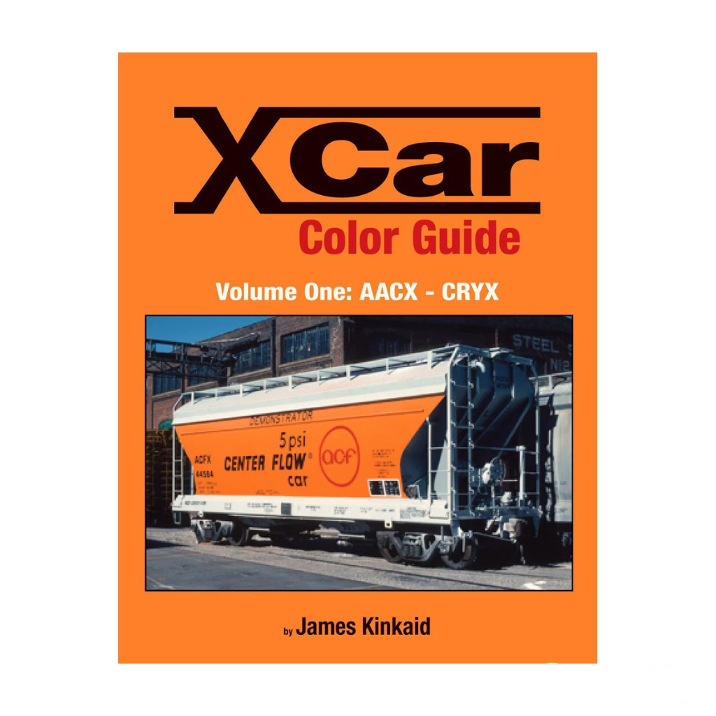 Books: X Car Color Guide Volume 1: AACX-CRYX