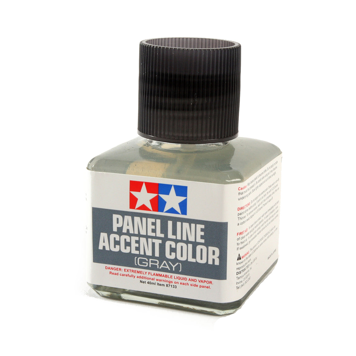 Panel Line Accent Color - Enamel Paint
