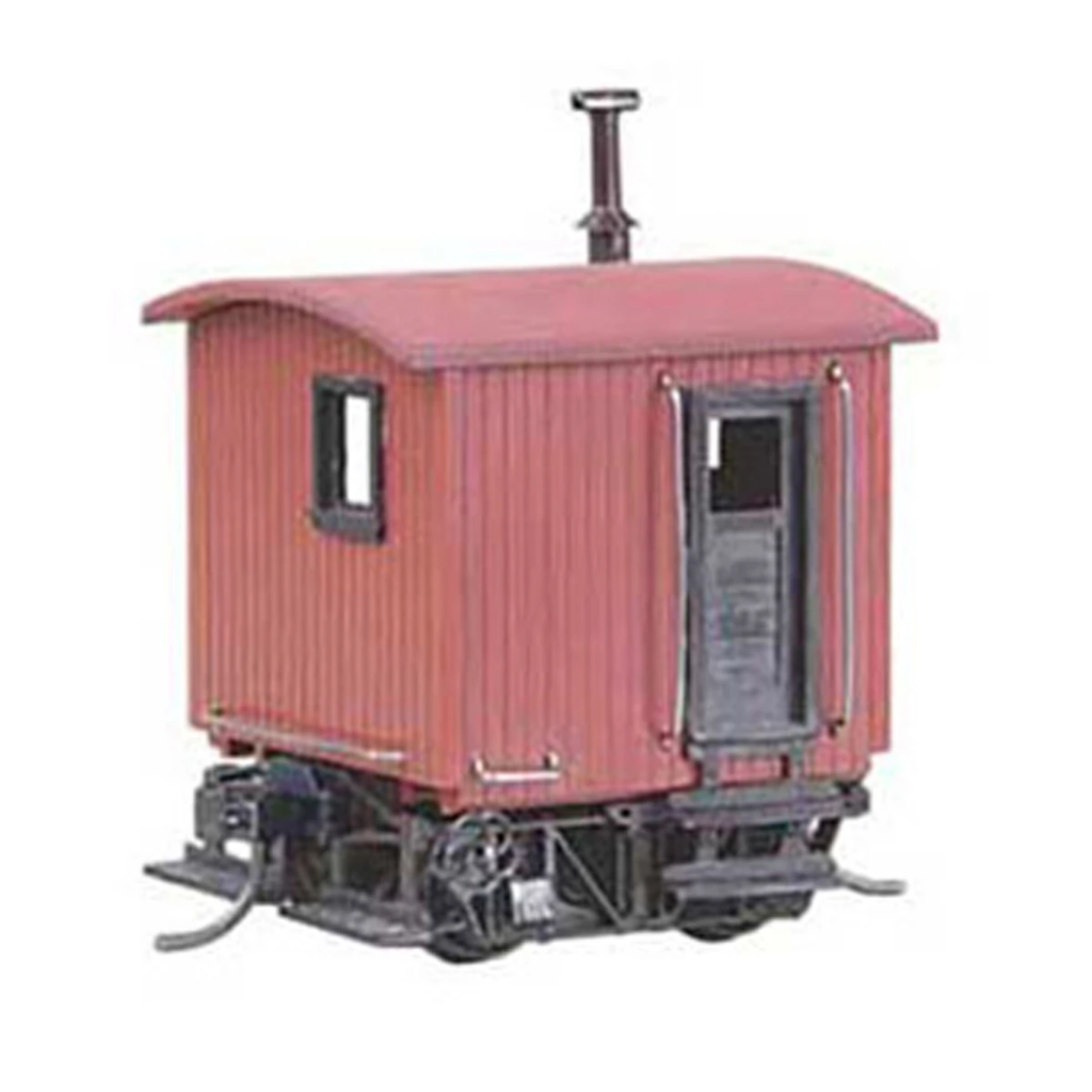 HO Scale: Industrial and Logging Caboose - Kit