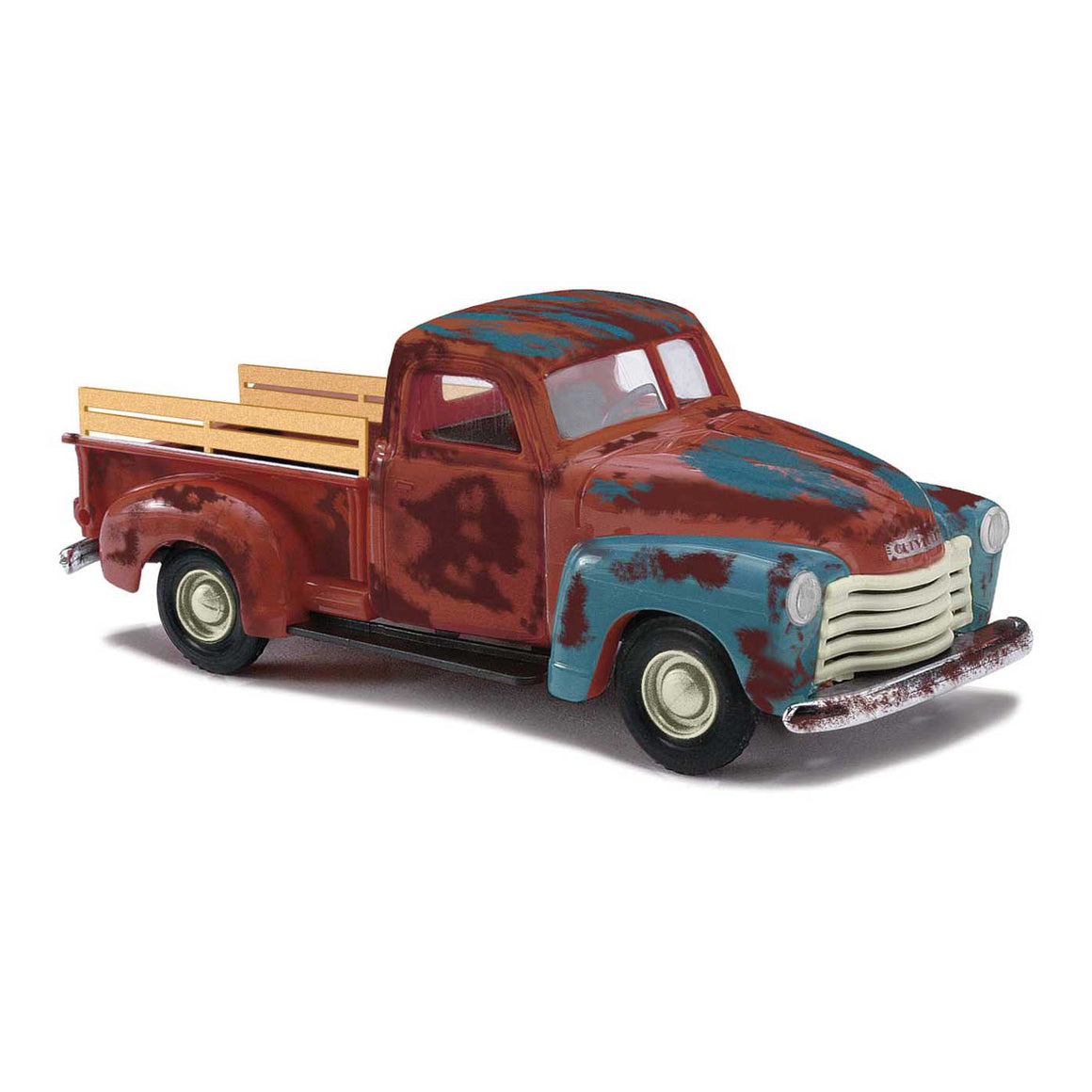 HO Scale: 1950 Chevrolet Pickup Truck