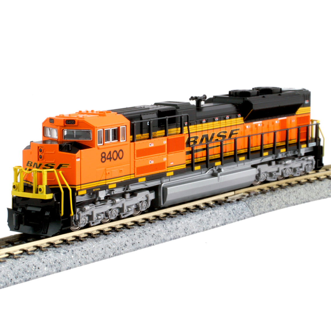 N Scale: EMD SD70ACe - DCC Ready - BNSF