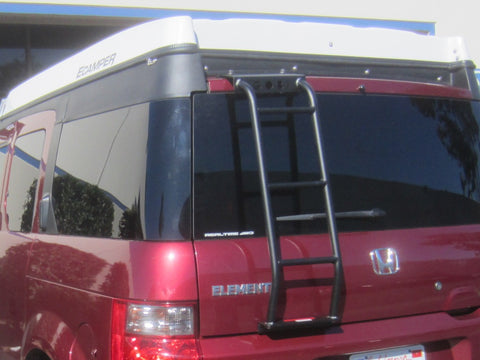 ECamper Rear Ladder
