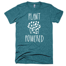Plant Powered Short sleeve soft t-shirt