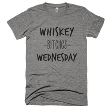 Whiskey Bitches Wednesday Short sleeve soft t-shirt