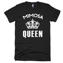 Mimosa Queen Short sleeve soft t-shirt