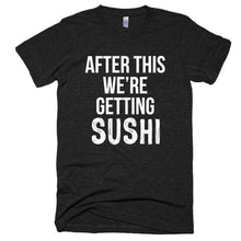 After this we're getting Sushi Short sleeve soft t-shirt