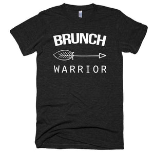 Brunch Warrior Short sleeve extra soft, vintage feel t-shirt