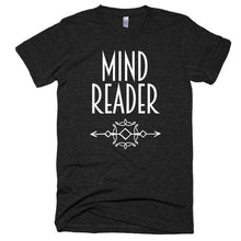 Mind Reader, boho, gypsy, festival style, Short sleeve soft t-shirt