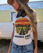 Joshua Tree California Tee
