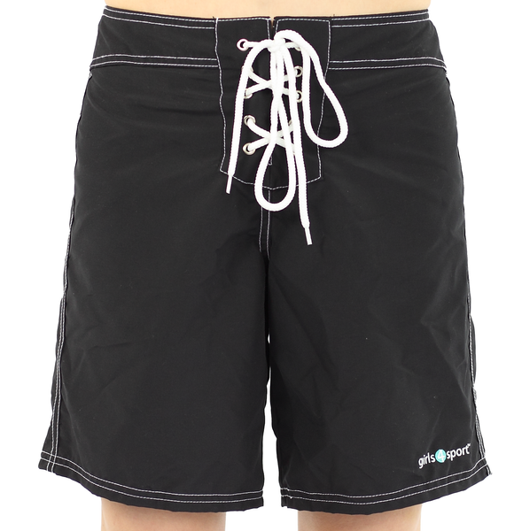 Snag Free Boardshort Long - Black