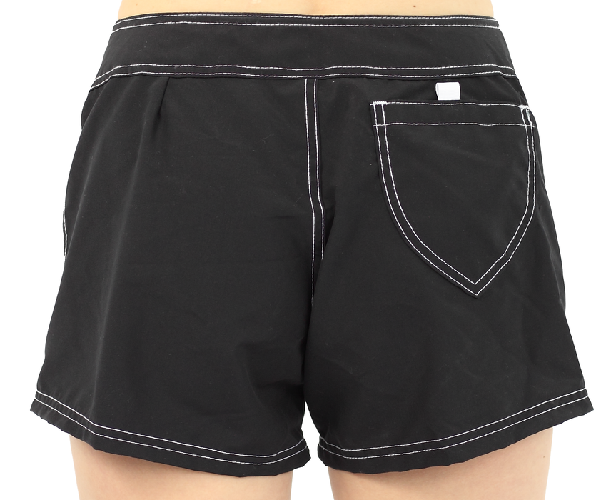 Snag Free Boardshort Short - Black