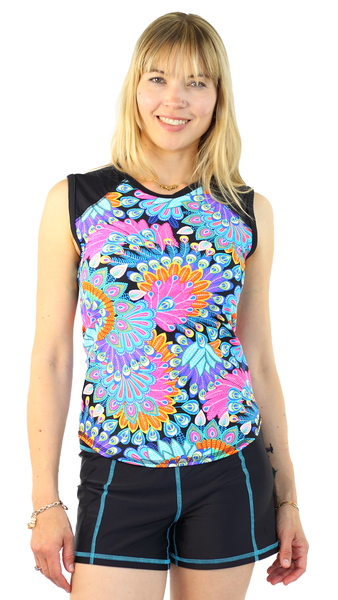 Girls4sport - Sleeveless Top - Maui