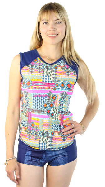 Girls4sport - Sleeveless Top - Breeze
