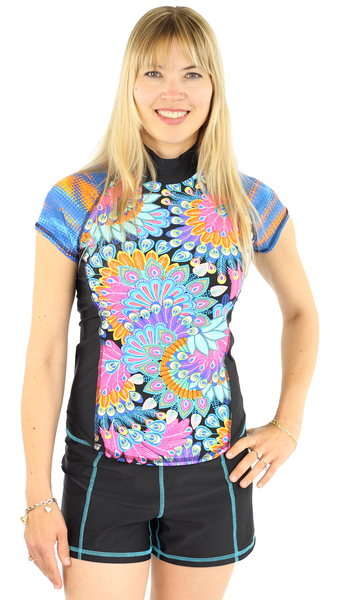 Girls4sport - Short Sleeve Top - Maui
