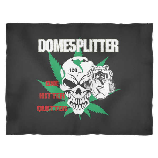 Domesplitter Pantera Fleece Blanket