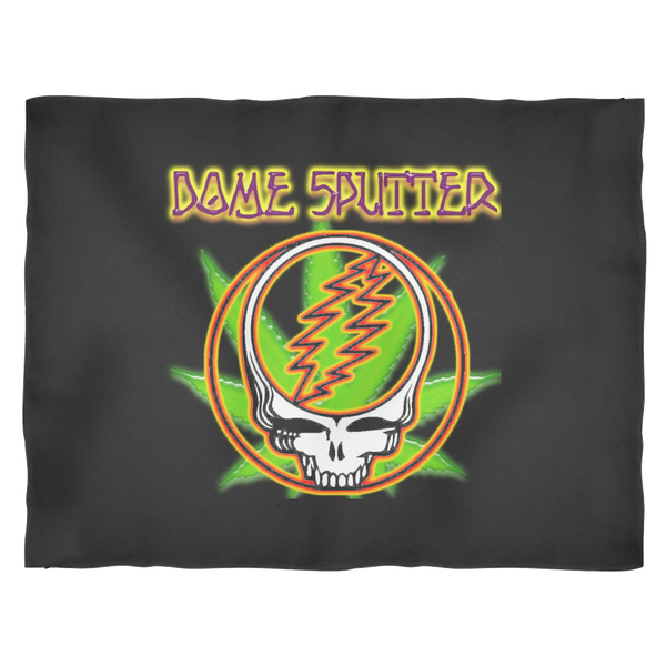 Domesplitter Grateful Dead Fleece Blanket