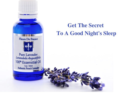 Essential French Lavender Oil