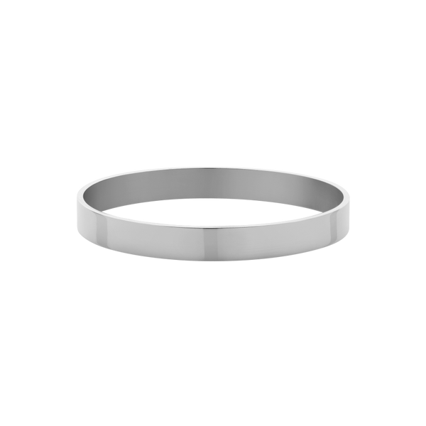 8mm Flat Bangle || Meadowlark