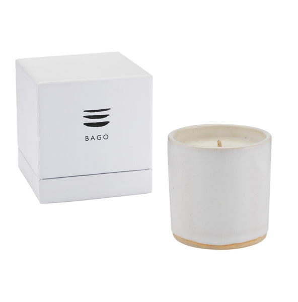Ceramic Candle || Bago