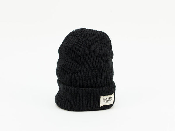 Single Gauge Beanie || BLK PINE WORKSHOP
