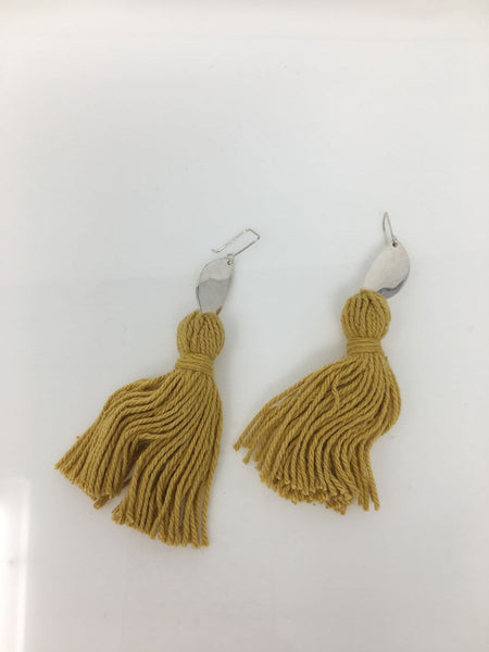 Medio TASSEL EARRINGS - PERICON || ERIN CONSIDINE
