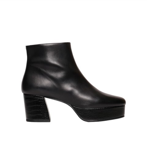 Step Platform Boot || Freda Salvador