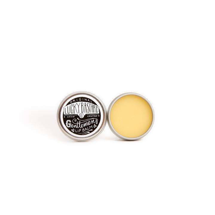 Original Gentleman's Lip Balm || Lucky Bastard