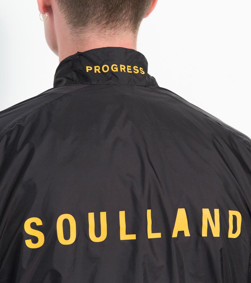 Running Jacket || Soulland