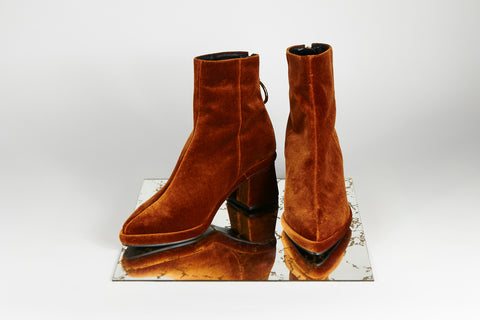 Copper Slim Ring Boot || Reike Nen