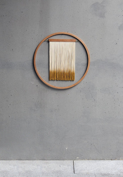 Small Six-Zero Wall Hanging || Julie Thevenot