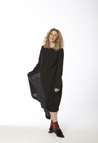Cape Dress || UZI