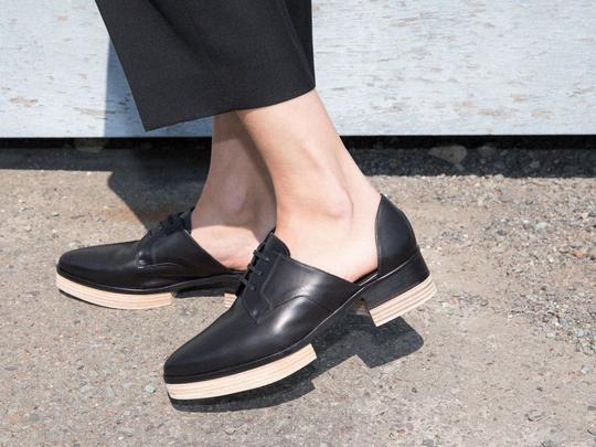 Will D'orsay Platform Loafer || Freda Salvador