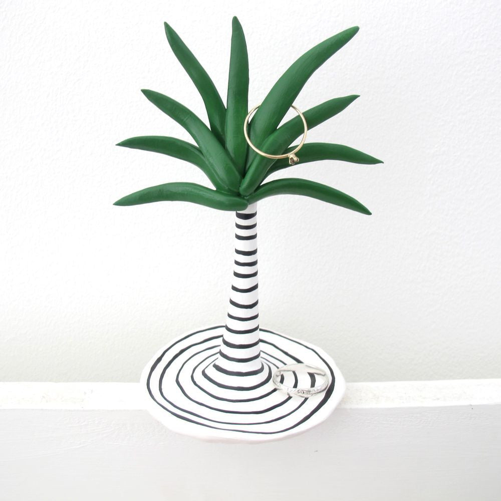 Palm Tree Ring Dish || This Way To The Circus