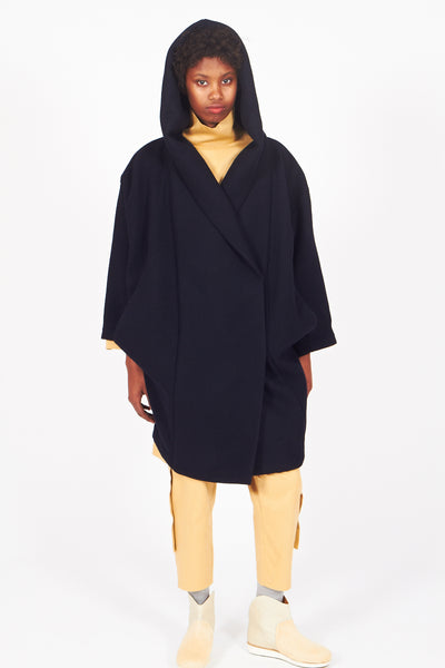 Xiong Hooded Coat