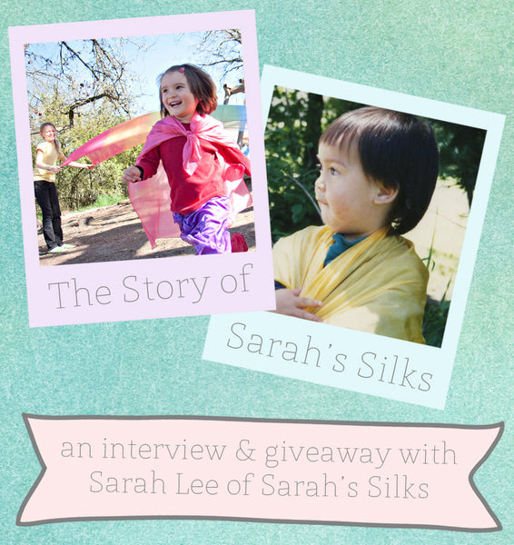 The Story of Sarah's Silks