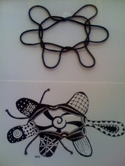 Honu Turtle String Art