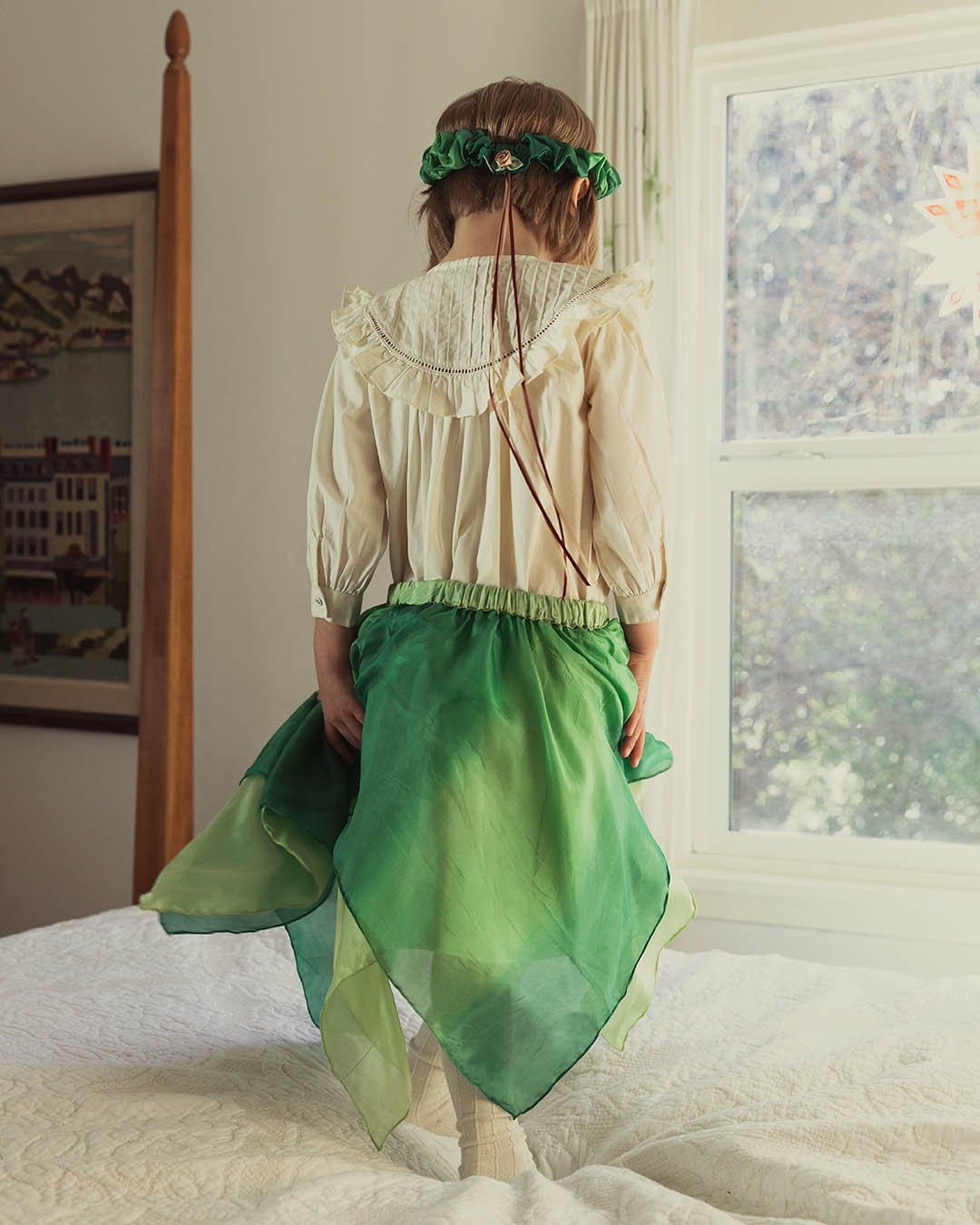 Fairy Skirt in Forest