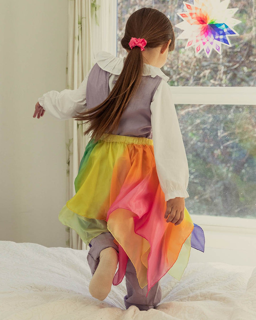 Fairy Skirt in Rainbow