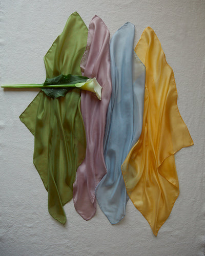 Mini Spring Playsilks